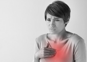 Chest Pain In Women